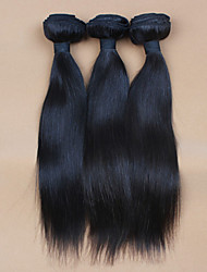 cheap -10''-32'' 3Pcs/Lot #2 Color Unprocessed Raw Peruvian Virgin Hair Human Hair Weaves/Weft Bundles