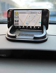 abordables -intérieur de la voiture avec un téléphone mobile voiture mat style