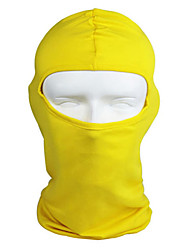 cheap -WEST BIKING® Balaclava Solid Color Waterproof Breathable Ultraviolet Resistant Dust Proof Bike / Cycling Black Gray Yellow Winter for Men's Women's Adults' Camping / Hiking Climbing Cycling / Bike