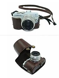 Недорогие -dengpin® съемная защитная камера кожаный чехол сумка чехол с плечевым ремнем для Olympus E-PL7 (ассорти цветов)