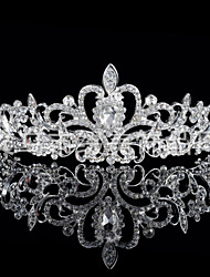 cheap -The Bride Crown Han Edition Shining Diamond Tiara Wedding Jewelry Hot Style Selling