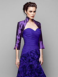 cheap -Taffeta Wedding / Party Evening Wedding  Wraps With Shrugs