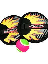Недорогие -winmax® пляж игра улов мяч набор в том числе 2 весла и 1 мяч