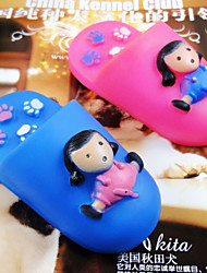 cheap -Interactive Cat Toy Dog Toy Pet Toy Shoes Rubber Gift