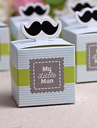 abordables -Papier durci Boîtes à cadeaux Fête de naissance Ruban