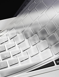 Недорогие -новый тонкий ясно ТПУ клавиатуры Обложка кожи для MacBook сетчатки 12 ''