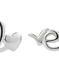 cheap -Women's Stud Earrings Ladies Sterling Silver Silver Earrings Jewelry Silver For Wedding Party Daily Casual Sports