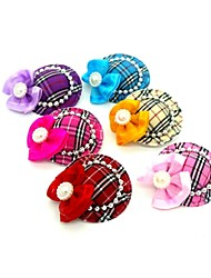 cheap -Cat Dog Hair Accessories Dog Clothes Mixed Material Costume For Spring &  Fall