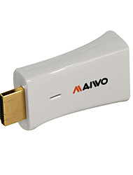 cheap -MAIWO KCB005 HDMI to VGA Adapter White