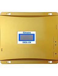 Недорогие -двухдиапазонный GSM 3G сигнала ретранслятора 900 МГц 2100 МГц WCDMA усилитель сигнала сотового телефона дисплей руля UMTS ЖК 3g