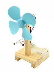 cheap -DIY Assembly Light Control Fan for Kids