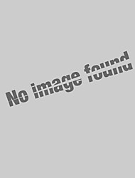cheap -Human Hair Wig Wavy Short Hairstyles 2019 Wavy Capless Strawberry Blonde / Bleach Blonde Brown With Blonde Dark Brown 16 inch