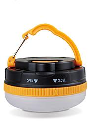 Недорогие -1 Походные светильники и лампы Перезаряжаемый Маленький размер 800-950 lm Светодиодная лампа LED 3 излучатели 1 Режим освещения Перезаряжаемый Экстренная ситуация Маленький размер