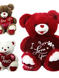 cheap -Sweet Heart Teddy Bear