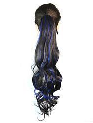 cheap -Micro Ring Hair Extensions Others change color in the sun Synthetic Hair Hair Piece Hair Extension Wavy 1.8 Meter Christmas / Halloween / Party Evening