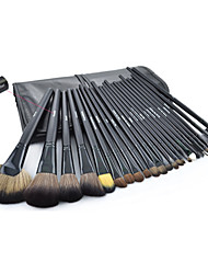cheap -Professional Makeup Brushes Makeup Brush Set 32pcs Travel Goat Hair / Synthetic Hair / Artificial Fibre Brush Makeup Brushes for Makeup Brush Set / Goat Hair Brush
