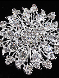 cheap -Brooches Stylish Brooch Jewelry Silver For Dailywear