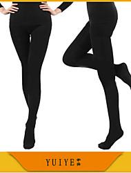 cheap -Women's Ultra Warm Pantyhose Black