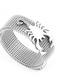 cheap -Men's Party/Casual Fashion Scorpion Reticulation Titanium Steel Rings