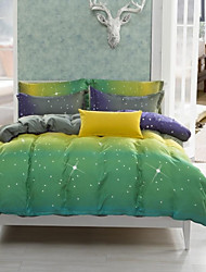 cheap -Novelty Polyester 4 Piece Duvet Cover Sets