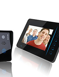 cheap -ENNIO Wireless Photographed 7 inch Hands-free One to One video doorphone