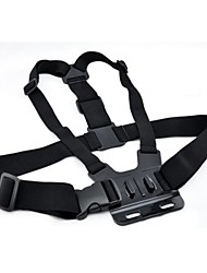 cheap -Chest Harness Straps 1pcs For Action Camera Gopro 5 Xiaomi Camera Gopro 3 Gopro 2 Gopro 3+ Ski / Snowboard Hunting and Fishing SkyDiving Nylon / SJ4000