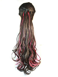 cheap -Micro Ring Hair Extensions Others curling Synthetic Hair Hair Piece Hair Extension Wavy 1.8 Meter Christmas / Halloween / Party Evening