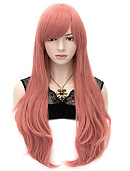 cheap -Synthetic Wig Cosplay Wig Straight Natural Straight Style Wig Synthetic Hair Women's Wig Very Long