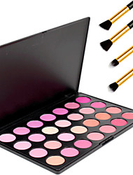 cheap -28 Colors Blush Classic Daily Makeup Cosmetic