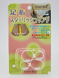 cheap -New Product Magic Toe Massage Rings Weight Loss Foot Massage