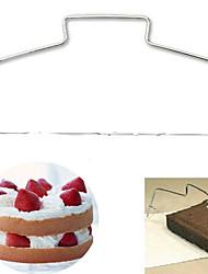 Недорогие -слой из нержавеющей стальной проволоки торт точность резки 13 х 0,5 х 8 дюймов
