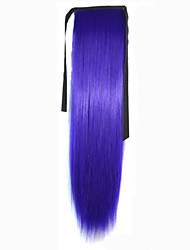 cheap -Micro Ring Hair Extensions Others Cosplay Synthetic Hair Hair Piece Hair Extension Straight 1.8 Meter Halloween / Party Evening