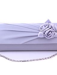 cheap -Women's Silk Evening Bag / Cover Wedding Bags Green / Blue / Light gray