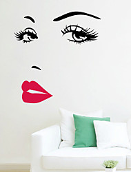 cheap -People Wall Stickers Plane Wall Stickers Decorative Wall Stickers, Vinyl Home Decoration Wall Decal Wall