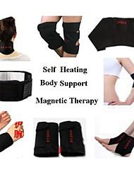 abordables -auto-échauffement tourmaline soutien de taille genouillère cou épaule pad cheville coude de support support 7 en 1 set thérapie magnétique