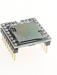 Недорогие -мини-модуль mp3-плеер для Arduino