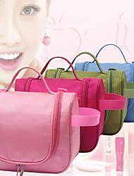 Недорогие -Дело висит путешествия туалетные косметический мешок хранения макияж (случайный цвет)