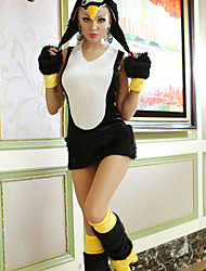 cheap -clothing Halloween cartoon Plush Penguin suit a animal Penguin uniform temptation