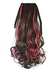 cheap -Synthetic Hair Hair Piece Hair Extension Body Wave