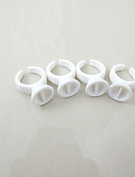 cheap -100pcs-lot-small-ink-cup-ring-permanent-makeup-eyebrow-lip-rings-plastic-ink-cup-holder-double-cup