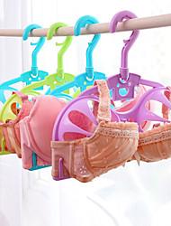 Недорогие -бюстгальтер формы вешалка защитник формирователь отображения одежду смарт держатель (случайный цвет)