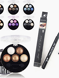 cheap -Eyeshadow Palette Makeup Tools Matte Travel Eco-friendly 1 pcs 1160 Daily Cosmetic Grooming Supplies