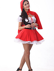 cheap -The Small Red Hat Cosplay Service Code Will Take The Game Halloween Fairy Tale Cosplay Dress Uniform