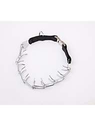 cheap -[BEJIARY] Spike Collar with Nylon Dog Training Collar  Hot Sell