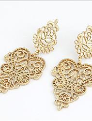 cheap -Women's Drop Earrings European Earrings Jewelry Gold / Silver For