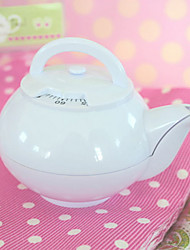 cheap -Teapot Shaped Cooking Timer Bridal Baby Shower Party Favors