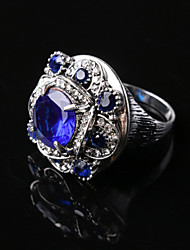 cheap -Party/Casual Europe Style Alloy/Crystal Statement Ring