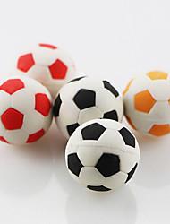 Недорогие -Симпатичный футбольный футбол собирать резиновый ластик школьник детский подарок