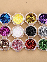 cheap -Plastic For Finger Toe Lovely nail art Manicure Pedicure Abstract / Classic / Wedding Daily