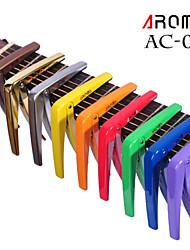 Недорогие -Аромат AC-01 гитара капо акустическая гитара электрогитара (ассорти цветов)